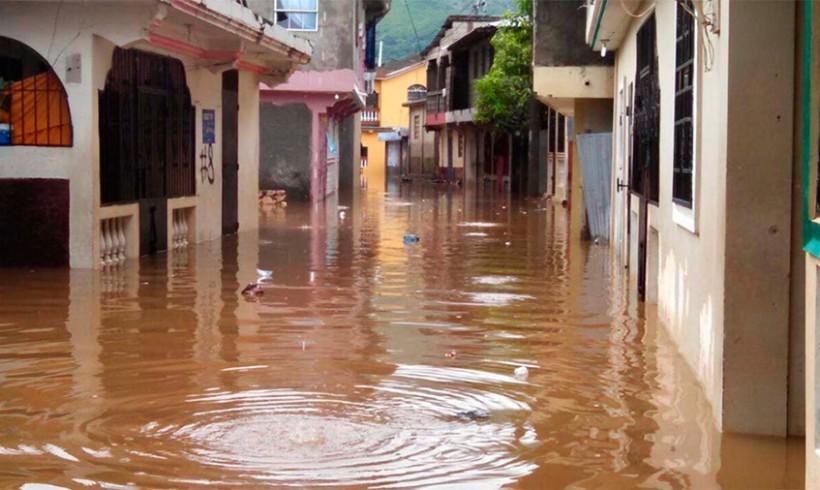 Haití: fuertes lluvias torrenciales sacuden el norte del país