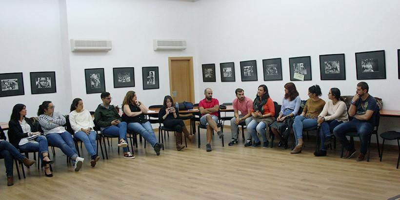 Primera sesión de formación conjunta del Voluntariado en Sevilla y Granada