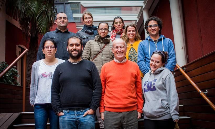 Curso de formación de EpD de Solidaridad Don Bosco, JyD y VOLS en Madrid