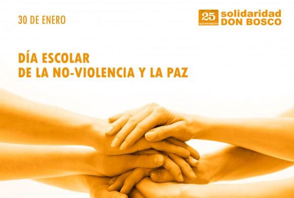 30 de enero: Día escolar de la no-violencia y la paz