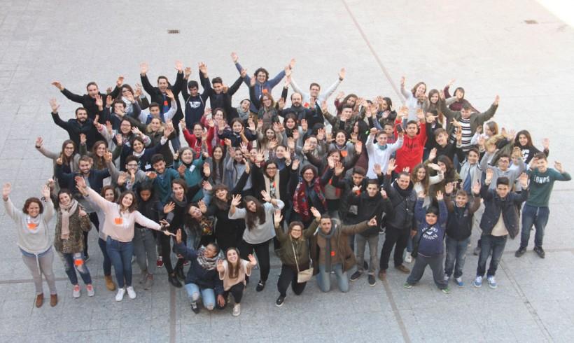 Celebramos el VII Encuentro de Voluntariado y La Espiral Solidaria en Sevilla