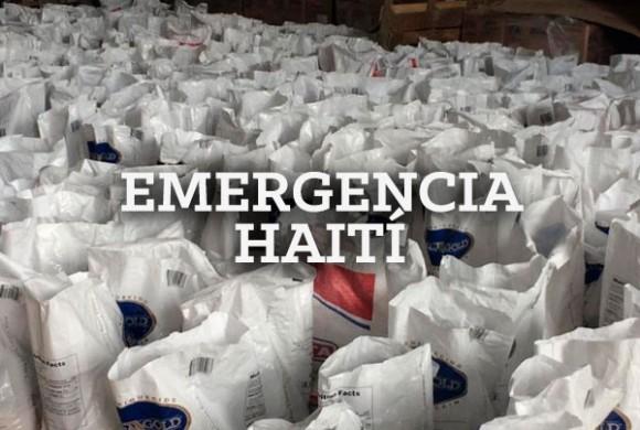 Informe de la Emergencia Haití