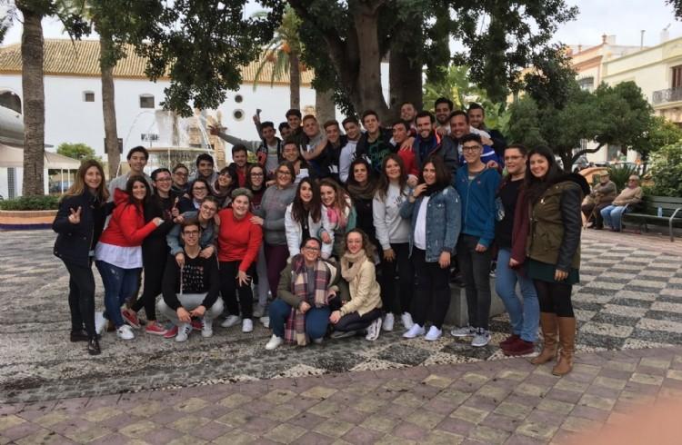 San Valentin Solidario en Morón de la Frontera
