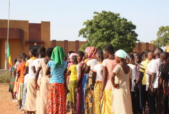 Apoyo a la Escuela Secundaria San Juan Bosco de Touba (Mali)
