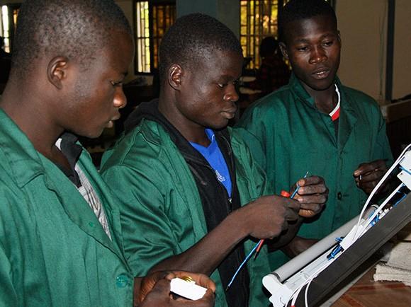 Mejora de la Formación del Centro Profesional Don Bosco de Kara (Togo)