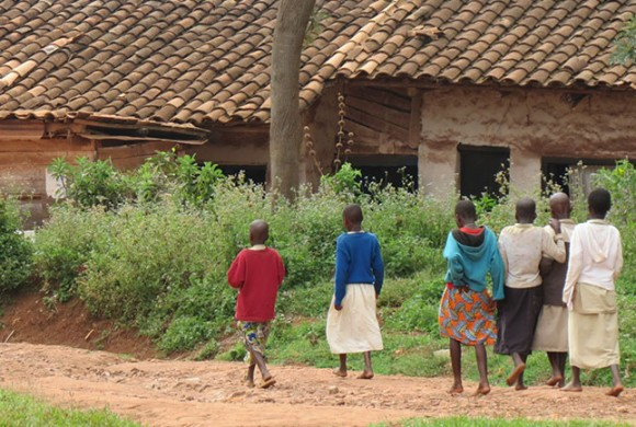 Mejora de las oportunidades de las mujeres  de Rukago (Burundi)