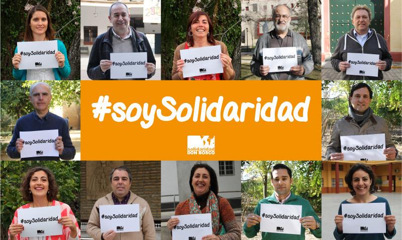 Campaña #soySolidaridad