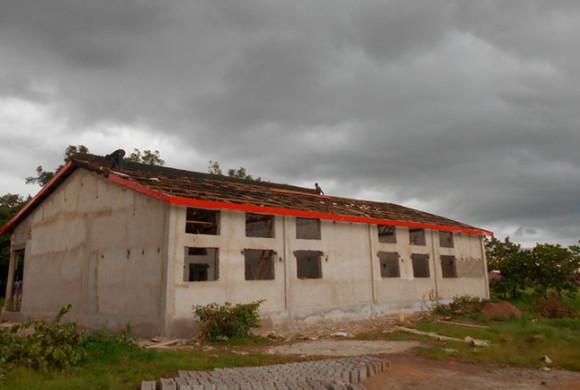 Ampliando la Escuela Primaria en Saint Alexis, Siguiri (Guinea Conakry)