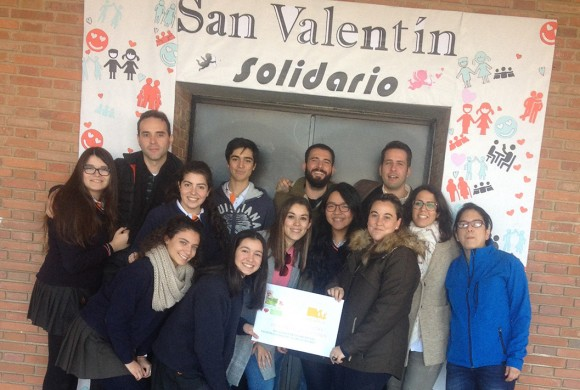 V San Valentín Solidario en Badajoz