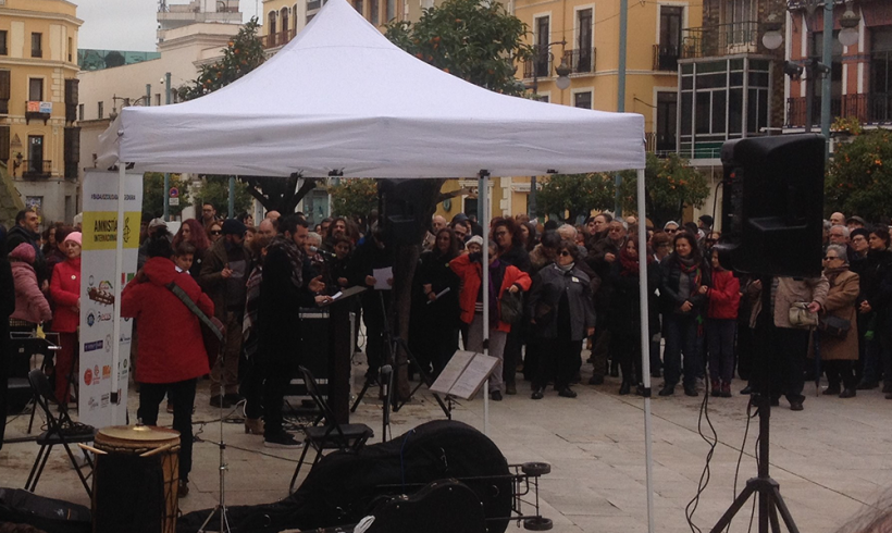 Badajoz ciudad acogedora
