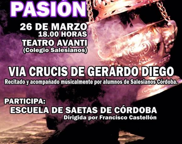 Cantares de Pasión en Córdoba