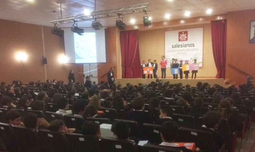 """Finaliza la campaña """"Actúa en Prosocial"""" en Extremadura"""