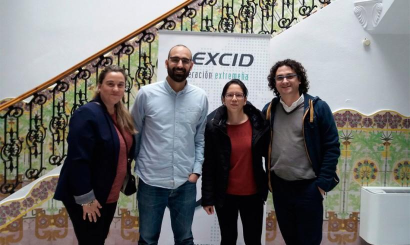 Reunión con el director de la AEXCID