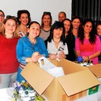 Bocata Solidario en el colegio San Ignacio de Cádiz