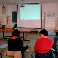 Segunda sesión del Curso de Formación para el Voluntariado en Granada y Sevilla