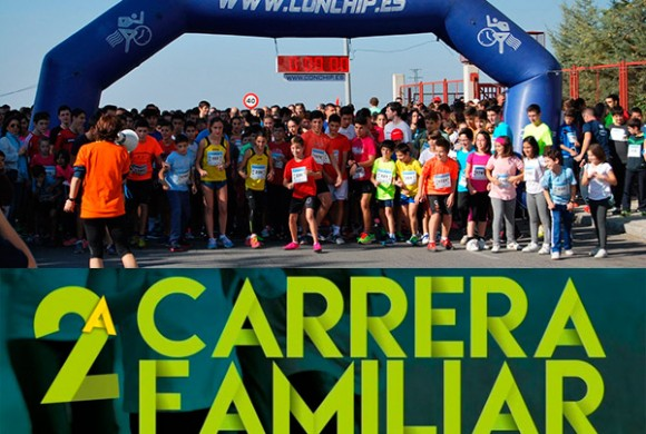 Más de 800 personas en la 2ª Carrera Familiar de Salesianos Pozoblanco