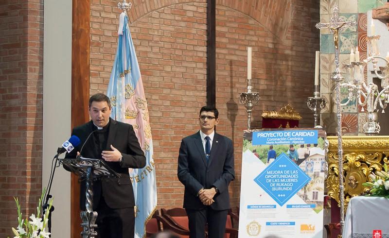 La Coronación de Mª Auxiliadora de Algeciras apoyará el proyecto de Solidaridad Don Bosco en Burundi