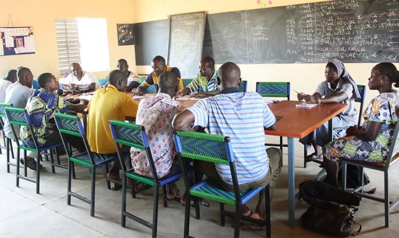 Solidaridad Don Bosco viaja a Mali