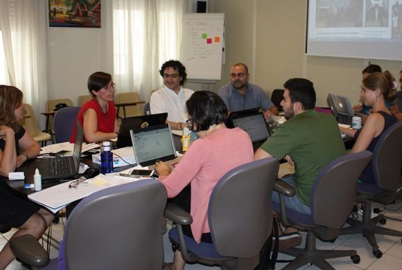 Reunión de los equipos de Educación para el Desarrollo de las ONGD de Salesianos  en Madrid