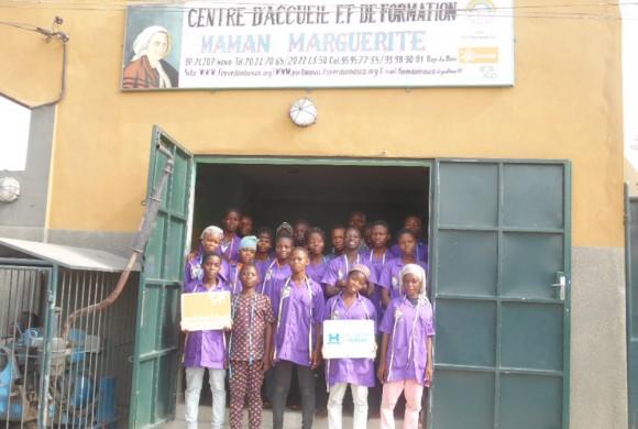 Más y mejores oportunidades para los niños y niñas de la calle de Cotonou (Benín)