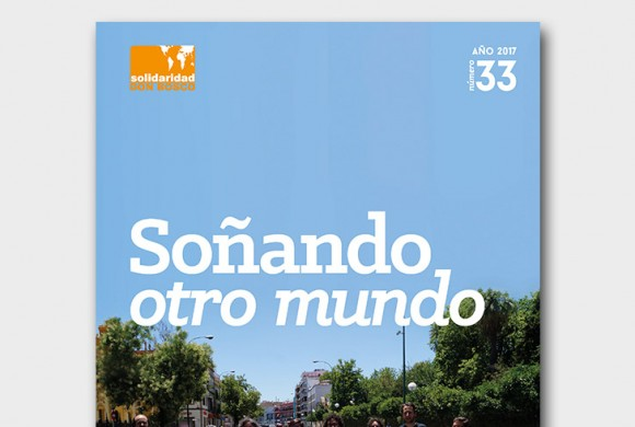 Revista nº33 de Solidaridad Don Bosco