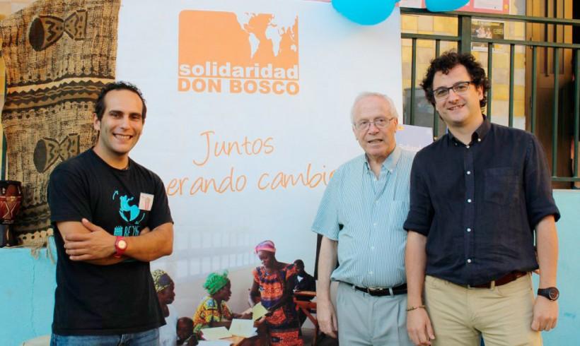 III Desfile Solidario en la Sede de Málaga