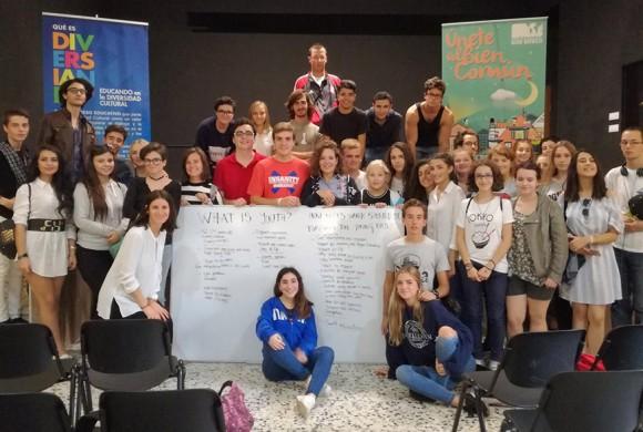 Solidaridad Don Bosco participa en el proyecto Erasmus+ del colegio Santísima Trinidad