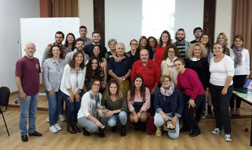 Celebrado en Sevilla la 1ª sesión del Curso de Formación del Voluntariado