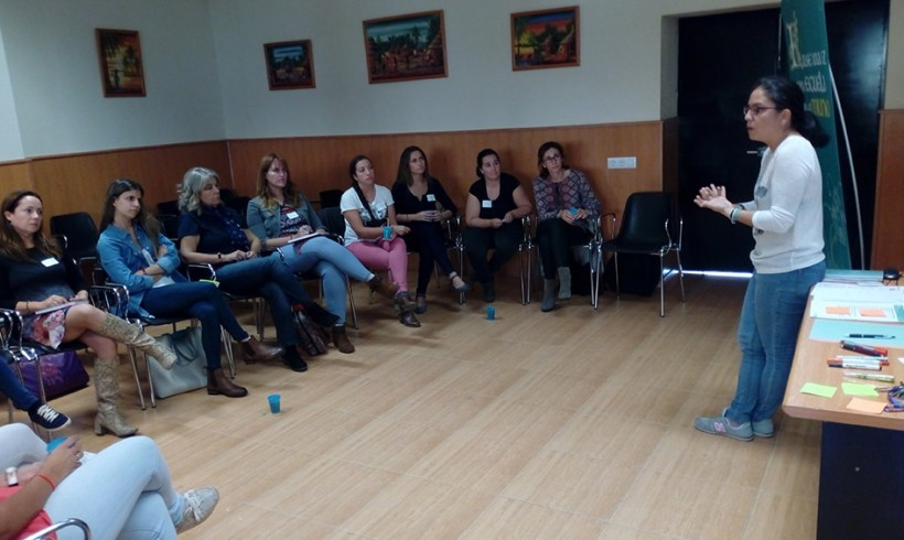 Trabajando una Educación Infantil para el Desarrollo en Extremadura