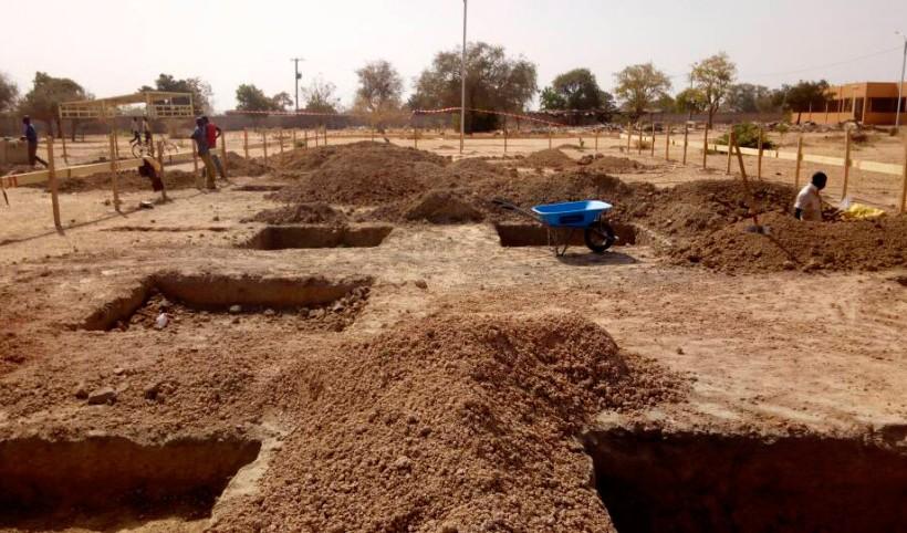 Se inicia la construcción del Centro de Promoción Femenina en Burkina Faso