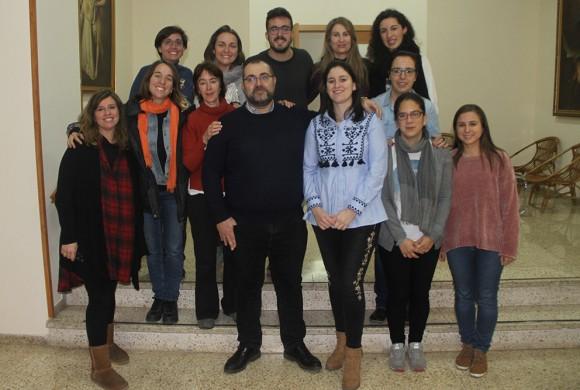 Se reúnen en Sevilla los equipos de EpD de las ONGD de Salesianos España