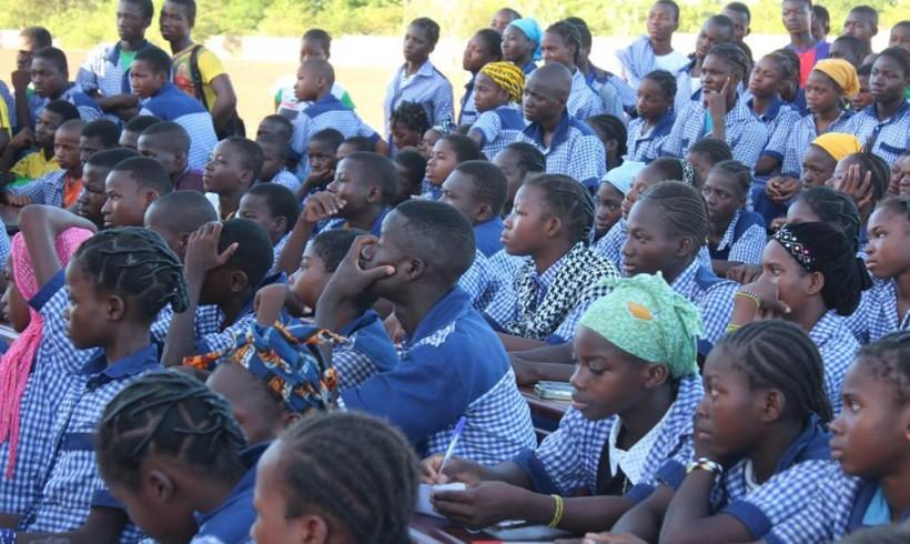 Finaliza el proyecto de apoyo al Centro de Secundaria en Touba, Mali