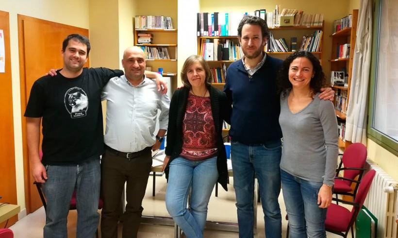 Reunión de los equipos de comunicación de las ONGD de Salesianos en Barcelona
