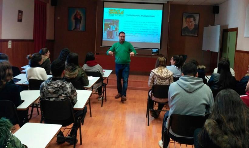 Semana Solidaria en el colegio Salesiano de Córdoba