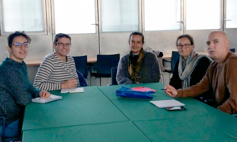 Visita de las salesianas responsables del proyecto en Burkina Faso