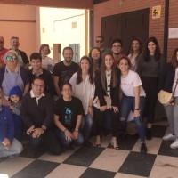 Paella Solidaria en el Colegio Ramón Izquierdo de Badajoz