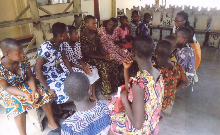 Finaliza con éxito el proyecto de atención a la infancia de Lomé, en Togo