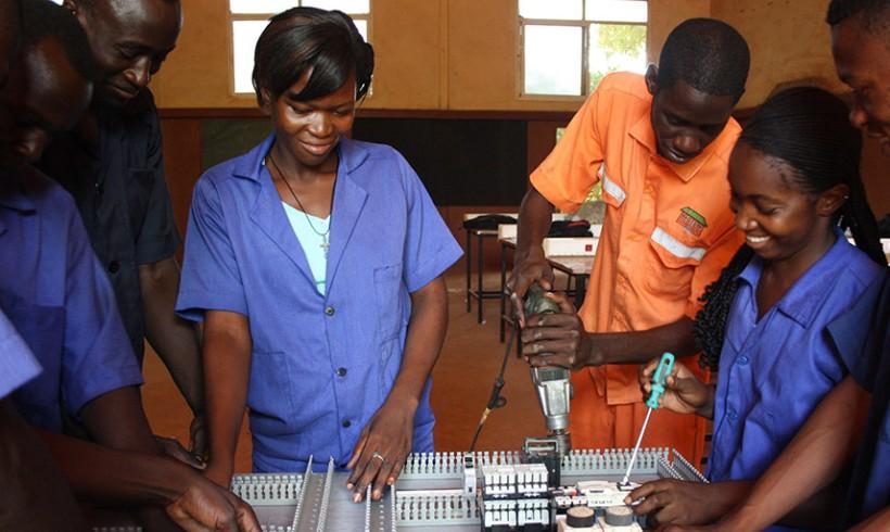 Por el futuro de la juventud de Sikasso (Mali)