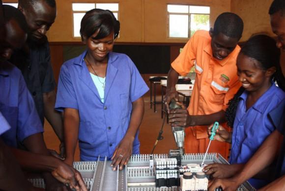 Formación de calidad para la juventud excluida de Sikasso (Mali)