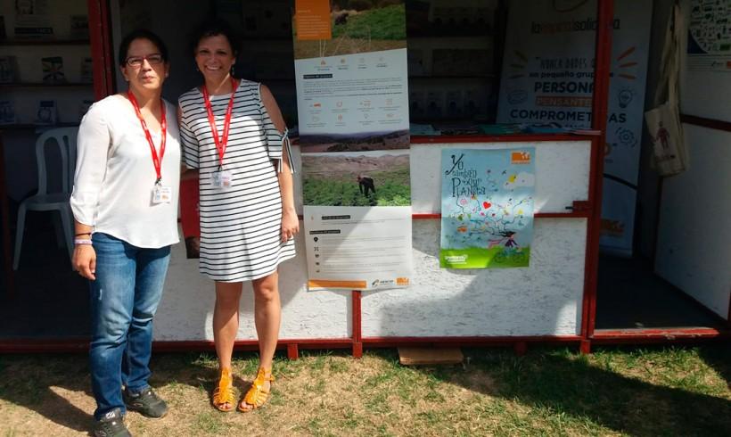 Solidaridad Don Bosco presente en el Coopfestival 2019 de Mérida