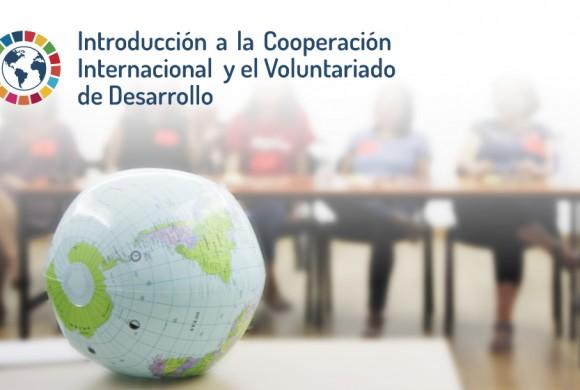 """Participa en el Curso de """"Introducción a la Cooperación Internacional y el Voluntariado de Desarrollo"""""""