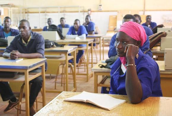 Ampliación del centro educativo y profesional para la juventud de Sikasso (Mali)