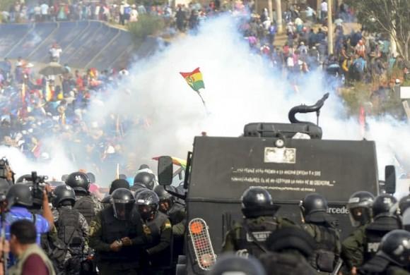 Solidaridad Don Bosco: Paz para Bolivia
