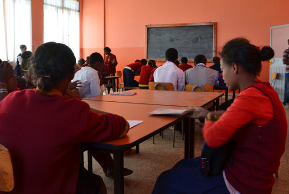 Atención de la infancia y juventud vulnerable de Mekanissa, Addis Abeba (Etiopía)