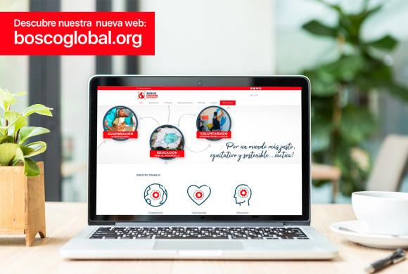 Bosco Global estrena web y redes sociales